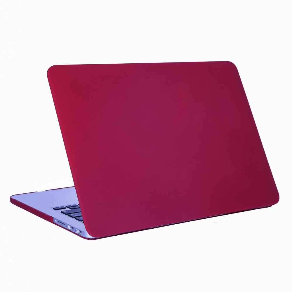 New Coque For Macbook Pro 13 15 Retina Matte Laptop Case Hard PVC A1502 A1398 Shockproof for Macbook Retina 13 15 Case Matte (3)