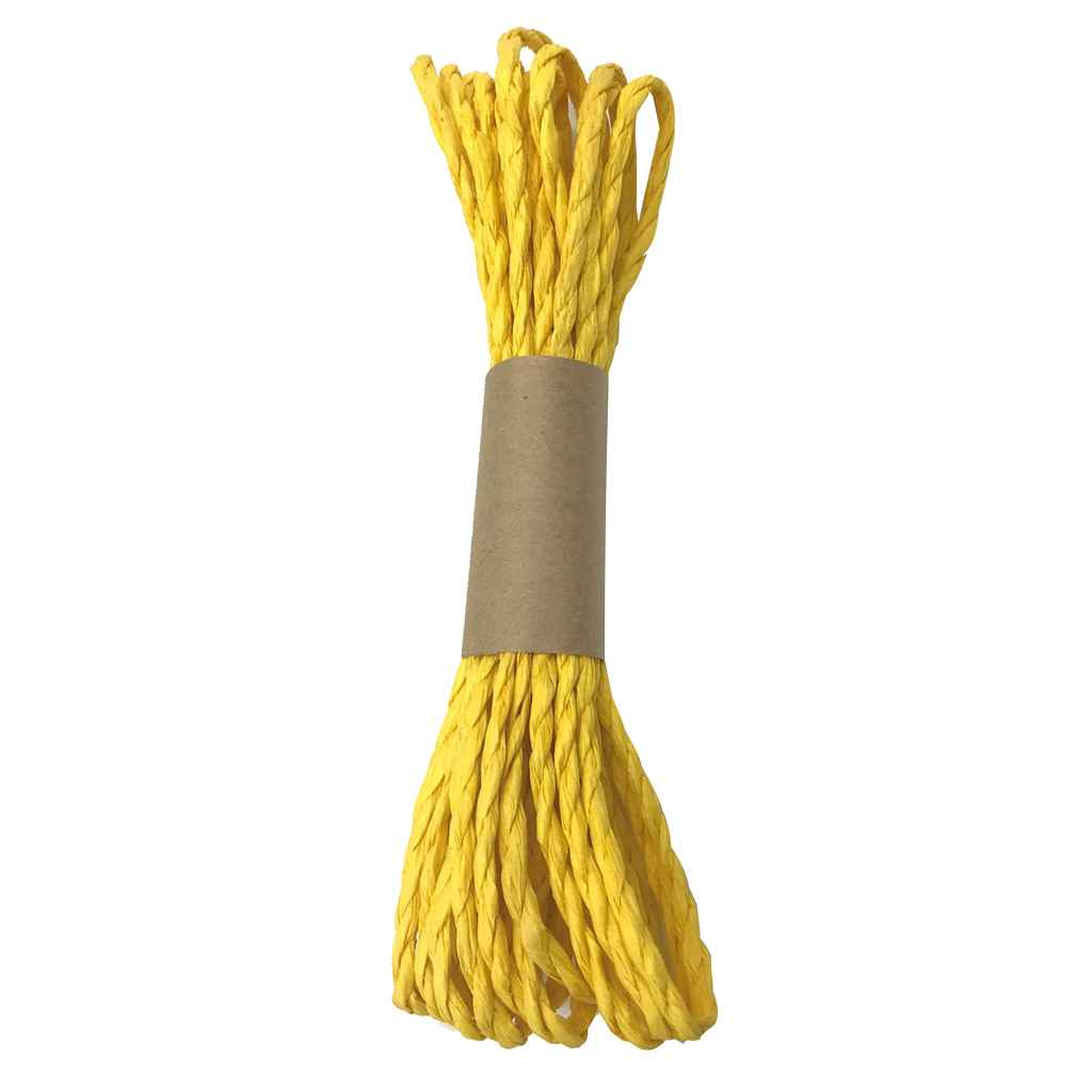 5 Meters Double Strand Paper Rope Twine Rope Cord String for DIY Home Decoration 3mm